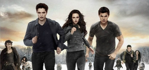 There Will Be Jogging- Final Twilight Saga:Breaking Dawn Part 2 Poster