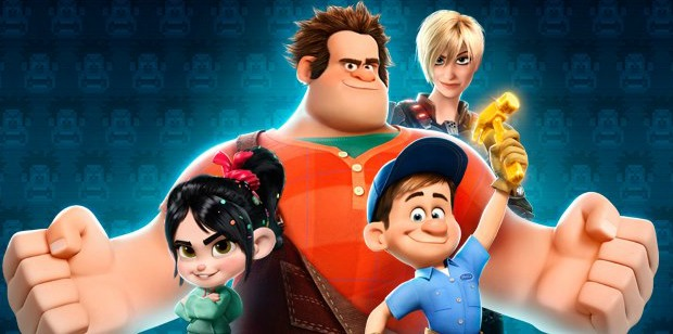 Watch New UK Wreck -It -Ralph Trailer