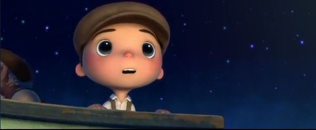 Watch Pixar's La Luna Short