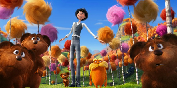 Dr.Seuss' The Lorax DVD Review