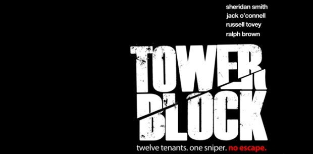 12 Tenants, One Sniper, One DVD, No Escape Tower Block Home Release Details