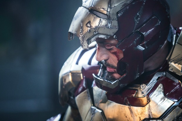 He Builds Neat Stuff, He Has Awesome Final Iron Man 3 UK Trailer Too