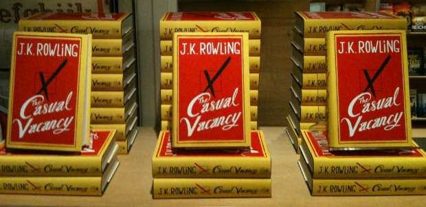 BBC To Adapt J.K Rowling's The Casual Vacancy