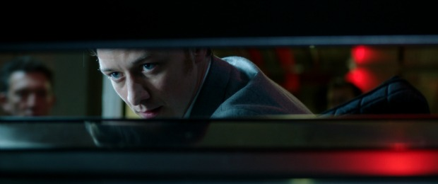 First Official Stills For Danny Boyle's Trance