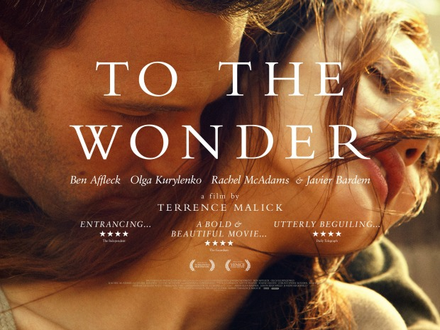 Terrence Malick's To The Wonder New UK Poster