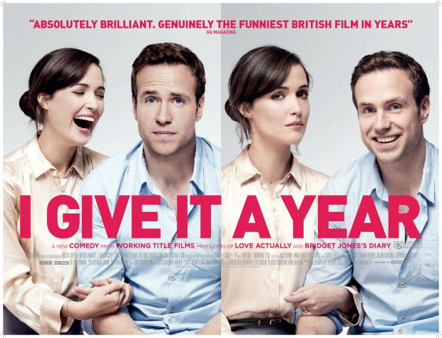 New Clips And Posters For Britcom I Give It A Year