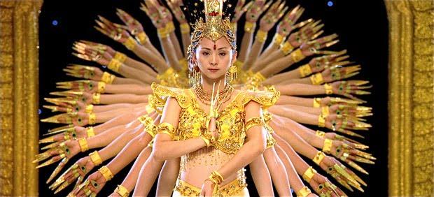 Win Baraka DVDs And Samsara Soundtracks