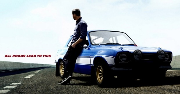 Fast&Furious 7 Production Cancelled, Video Tribute To Paul Walker