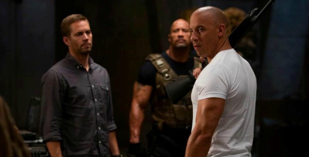 Belt Up As Fast & Furious 6  Extended Full Trailer Drives Online