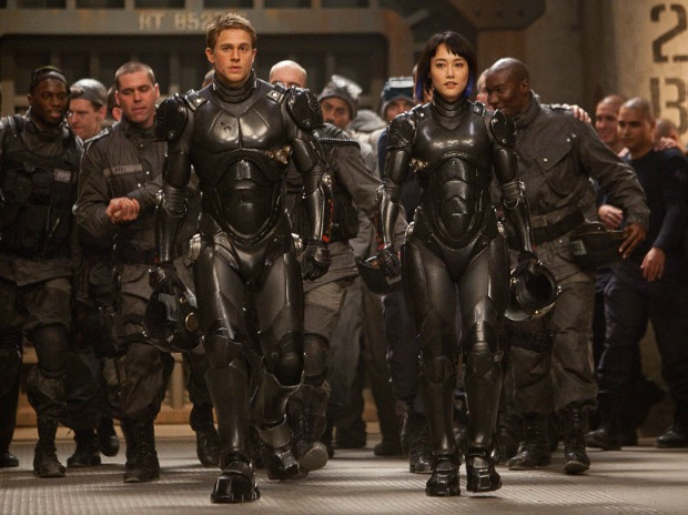 New Batch of Images For Guilermo Del Toro's Pacific Rim
