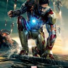 Tony Stark Is Ready For Action In New Iron Man 3 Poster