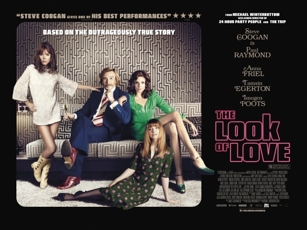 Win a STUDIOCANAL DVD Bundle with THE LOOK OF LOVE