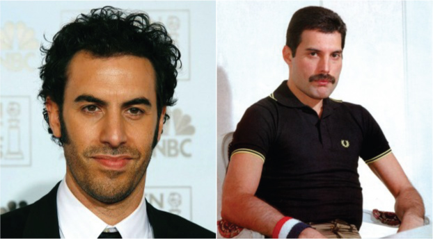 Sacha Baron Cohen No Longer On Freddy Mercury Biopic