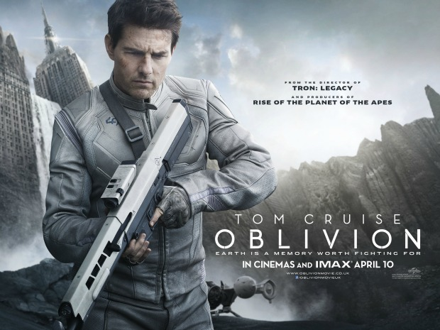 Bubbleships And The Sky Tower Main Focus of New Oblivion Featurettes