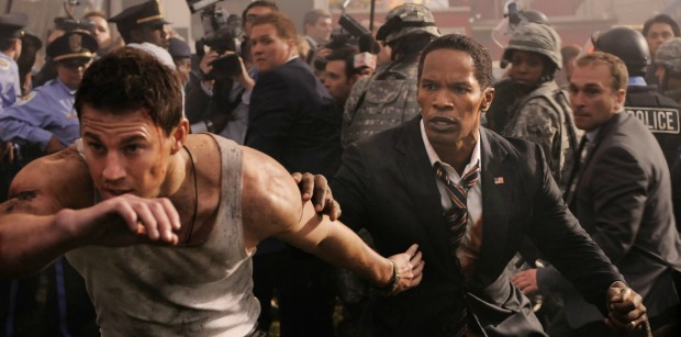 Watch Master Of Disaster Rolland Emmerich's White House Down UK Trailer