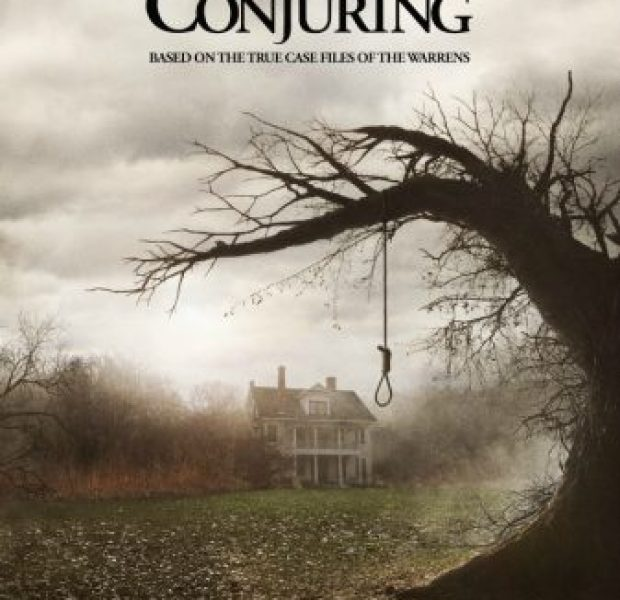 New The Conjuring Poster Conjures Up Fear of Trees