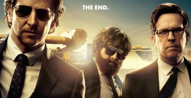 The Last Stand For The Wolfpack In New The Hangover Part 3 UK Trailer