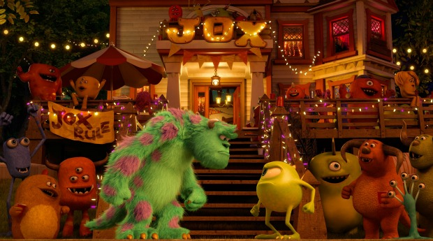 EIFF 2013 – Monsters University Review