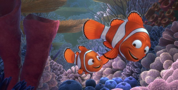 10 Funniest Scenes In Finding Nemo