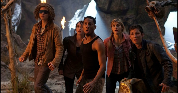 Percy Jackson :Sea Monsters Does Actually Exist Watch Trailer