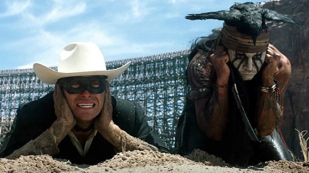 Saddle Up Watch The Third The Lone Ranger UK Trailer