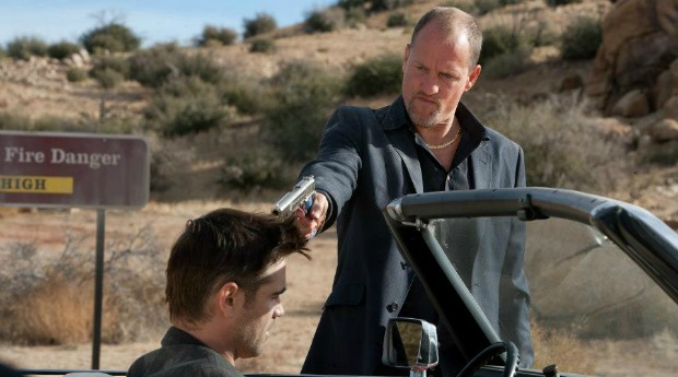 Seven Psychopaths DVD Review
