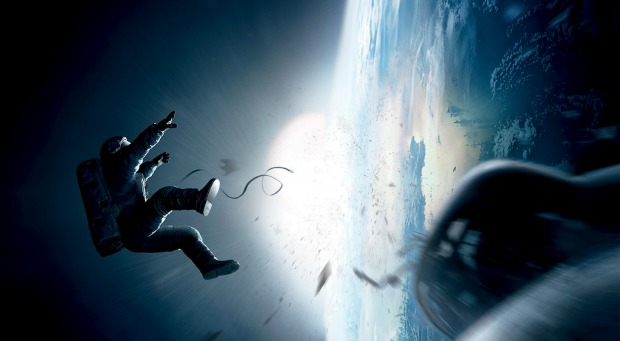 Alfonso Cuaron's Epic Space Gravity Releases First Trailer