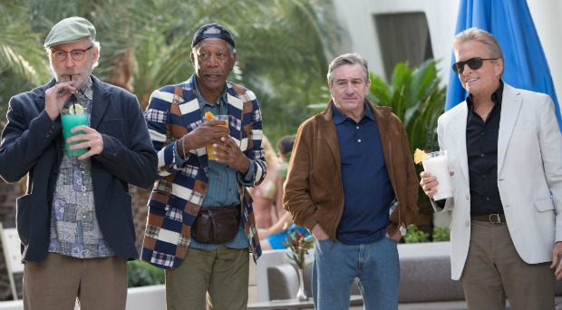 The Hangover For Geriatrics Watch UK Trailer For Last Vegas