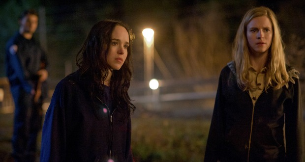 Watch The UK Trailer For The East Starring Brit Marling, Ellen Page
