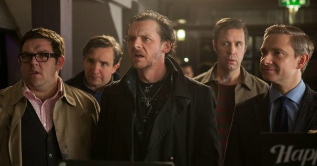 Toast The End Of The World With U.S The World's End Trailer