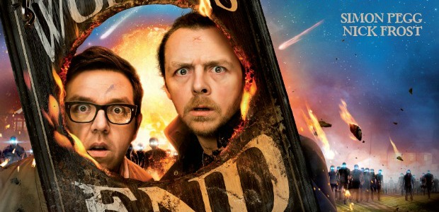 Good Food, Fine Ales, New Posters For The World's End