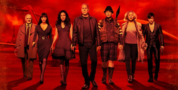 The Best Are Back In The Game In New Red 2 TV Spots