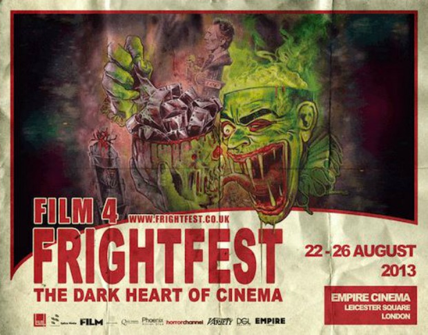 Global Invasion Hits August As Film4 Frightfest Announce 2013 Line Up