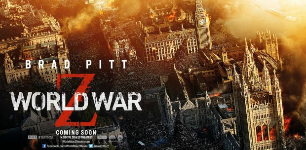 Sing And Fight In New Video, TV Spot, Clips For World War Z