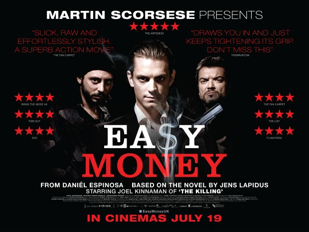 Watch The Intense Trailer For Easy Money, Win Novels too!