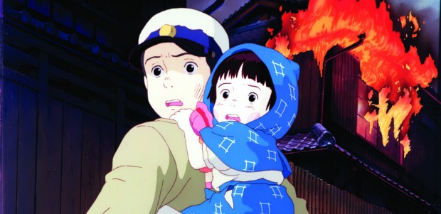 The Grave Of The Fireflies (1988) Blu-Ray Review