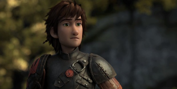 Hiccup Flies In First Teaser For How To Train Your Dragon 2