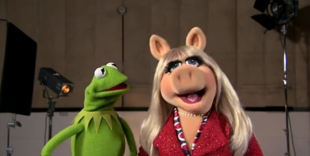 Miss Piggy and Kermit Congratulate Prince William and Kate