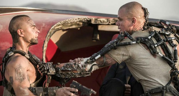 'We Live In A Third World Planet'… Watch New Elysium Featurette