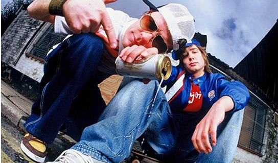The Rapping Proclaimers..Watch UK trailer For The Great Hip Hop Hoax