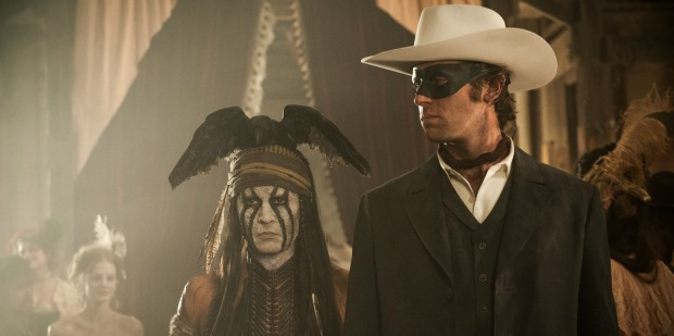 The Lone Ranger Review