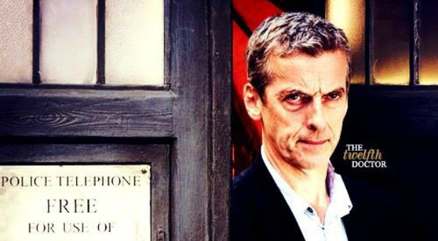 F**K Me! Peter Capaldi Is Confirmed As New Doctor Who
