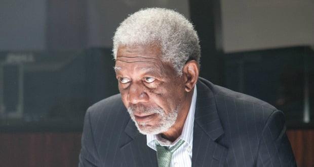 How Many Times Has Morgan Freeman Saved The World?