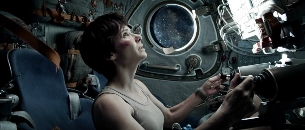 Sample The Experience Of Watching Gravity In New Featurette