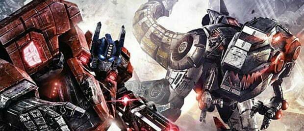Transformers-Dinobots
