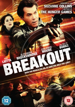 Win Breakout Starring Ray Liotta Written By Suzanne Collins On DVD