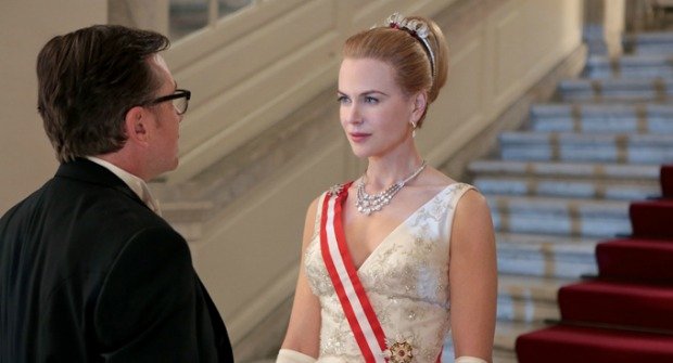 Hollywood To Royalty First Trailer For Grace Of Monaco
