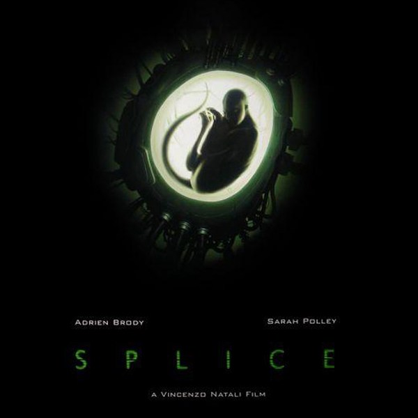 31 Days of Horror: Day 17- Splice (2009)