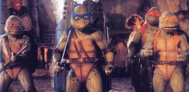 Teenage Mutant Ninja Turtles Film Collection Blu-Ray Review