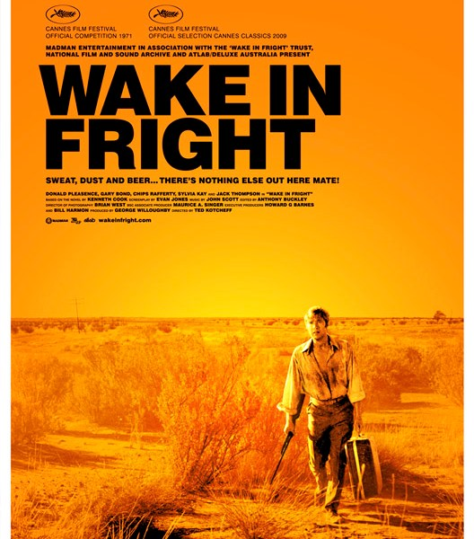31 Days of Horror: Day 18- Wake in Fright (1971)